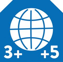 Wereld 3+ 5+