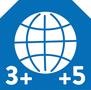 Wereld-3+-5+