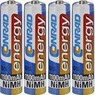 4-Conrad-oplaadbare-batterijen-AAA-1100-mAh