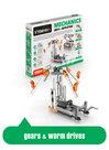 Engino-STEM-Mechanics-Tandwielen-en-Wormwielen