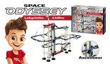 SPACE-ODYSSEY-Knikkerbaan