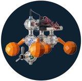 Capsela - INGEAR SPACE EXPLORER Bouwset_