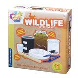 Dieren in het wild - Onderzoekset_