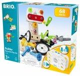 Brio Builder Opnemen en Afspelen Constructie 68-delig_