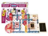 Elektrokit 750 experimenten met Oscilloscoop _