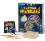 Gesteente en Mineralen Experimenteerdoos_