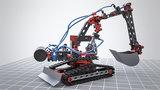 Fischertechnik PROFI Pneumatiek Power_