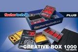 Fischertechnik PLUS Creative Box 1000 91082_