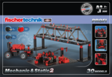 Fischertechnik PROFI Mechanica en Statica 2_