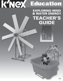 KNEX Educatie Wind & Water Energie_