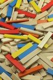 BATiBLOC-classic 100 natuurlijke gekleurde houten plankjes_13