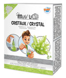 Mini Lab Kristallen (Groen) - Buki_13