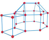 Geometrische Constructie XXL set 77-delig_
