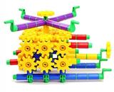Tandwielen kleurrijk 320-delig STEM - Korbo_13
