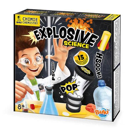 Explosieve Wetenschap Experimenteerset - Buki
