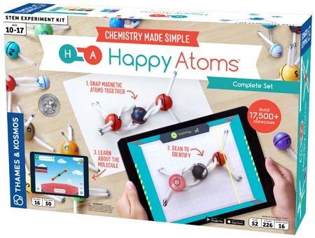 Atomen en Moleculen complete set
