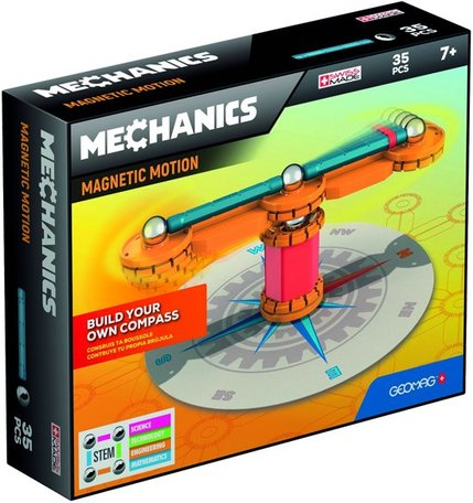 GEOMAG MECHANICS 35-delig Kompas