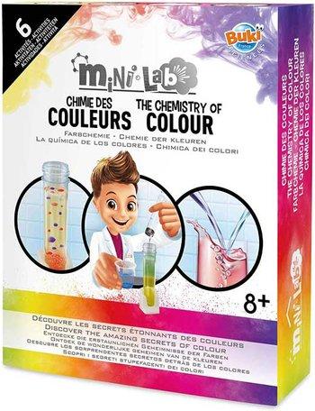 Mini Lab Chemie der Kleuren - Buki