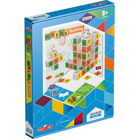 GEOMAG Education MAGICUBE BOX Rekenen