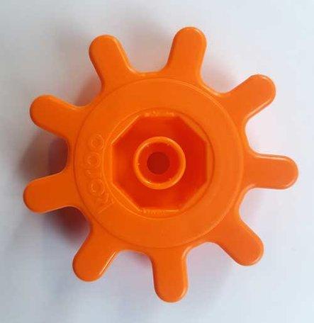 Korbo Tandwielen Oranje aanvulset 20-delig