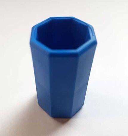 Korbo Cilinders Blauw aanvulset 30-delig
