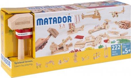 Matador Explorer 5+ 222-delig Klassik1