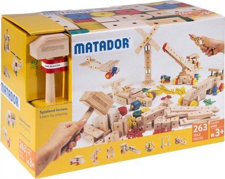 Matador Maker 3+ 263-delig Ki4