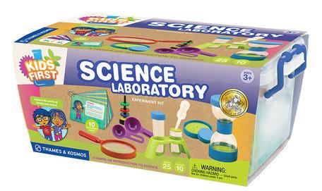 Laboratorium experimentenset