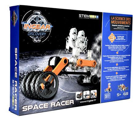 Capsela - INGEAR SPACE RACER Bouwset