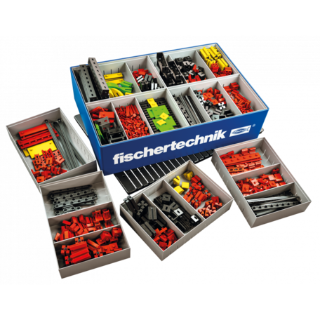 Fischertechnik PLUS Creative Box Basic