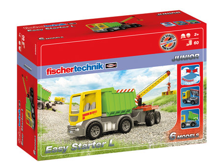 Fischertechnik JUNIOR EASY Starter L