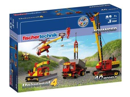 Fischertechnik ADVANCE Universal 4