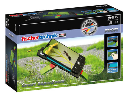 Fischertechnik PROFI Smart Superzoom
