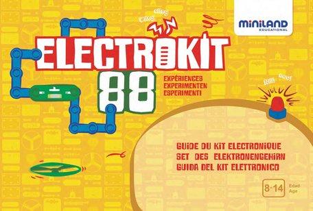 Elektrokit 88 experimenten NL Handleiding en Opdrachtenboek