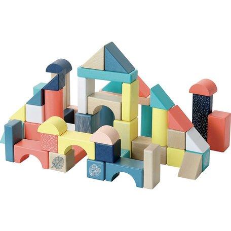 BATiBLOC Blokken 54 stuks