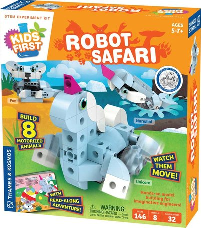 Robot Safari 7431