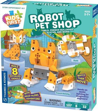 Robot Dierenwinkel 7450
