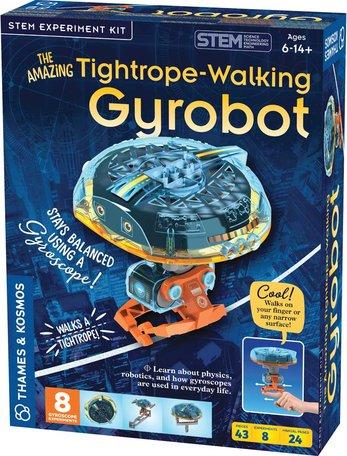 De Koorddansende Gyrobot 7434