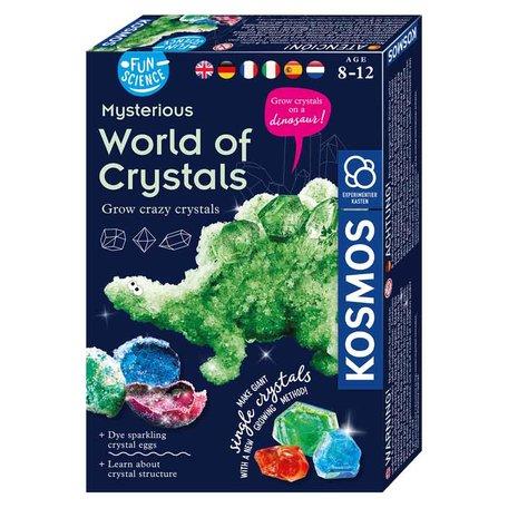 De wereld van kristallen
