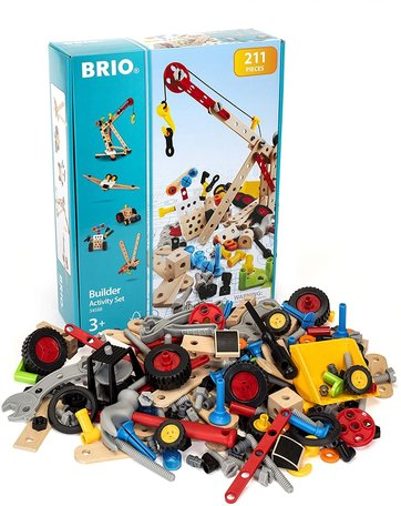 Brio Builder Activity 211-delig