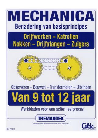 Werkboek SP-72421-NL Mechanica bovenbouw