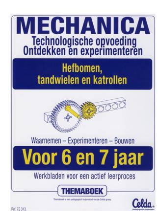 Werkboek SP-72313-NL Mechanica middenbouw