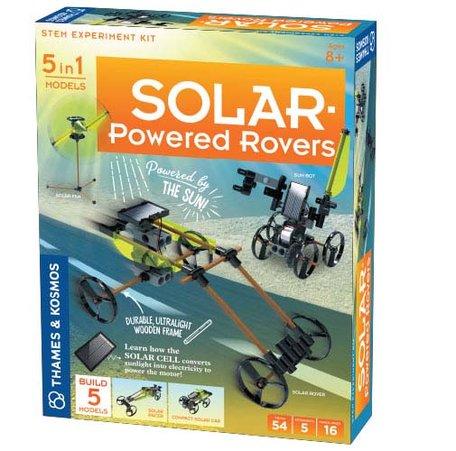Rovers op Zonne-Energie 7422