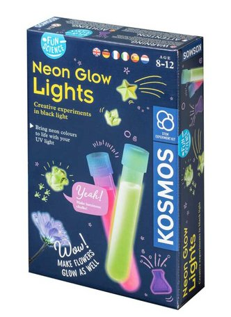 Neon Gloeilicht experimenten