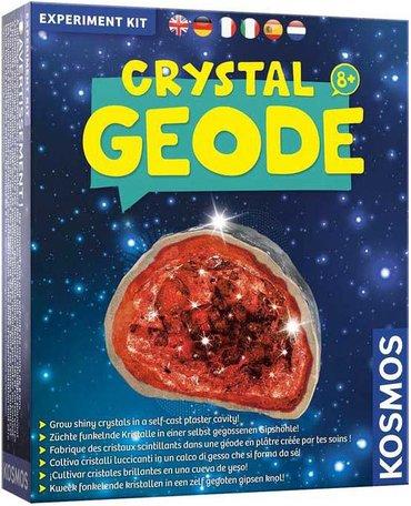 Kristallen Geode experimenteerdoos