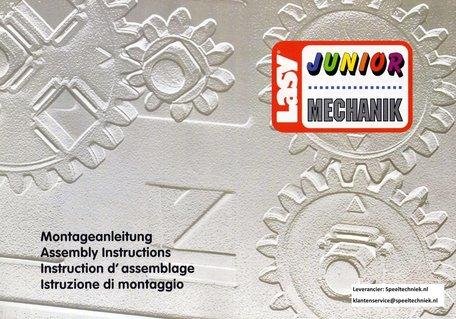 Voorbeeldenboek LASiE 1051 Junior techniek