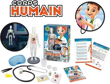 Het Menselijk Lichaam - Buki