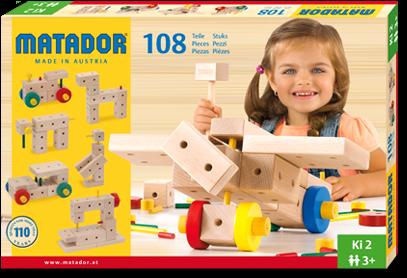 Matador Maker 3+ 108-delig Ki2