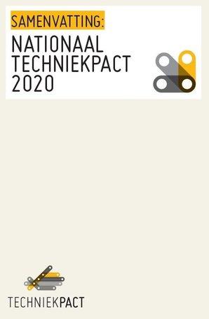 Nationaal Techniekpact 2020 Samenvatting