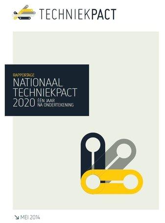 Nationaal Techniekpact 2020 1 jaar na ondertekening